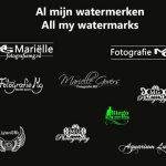 Watermerken